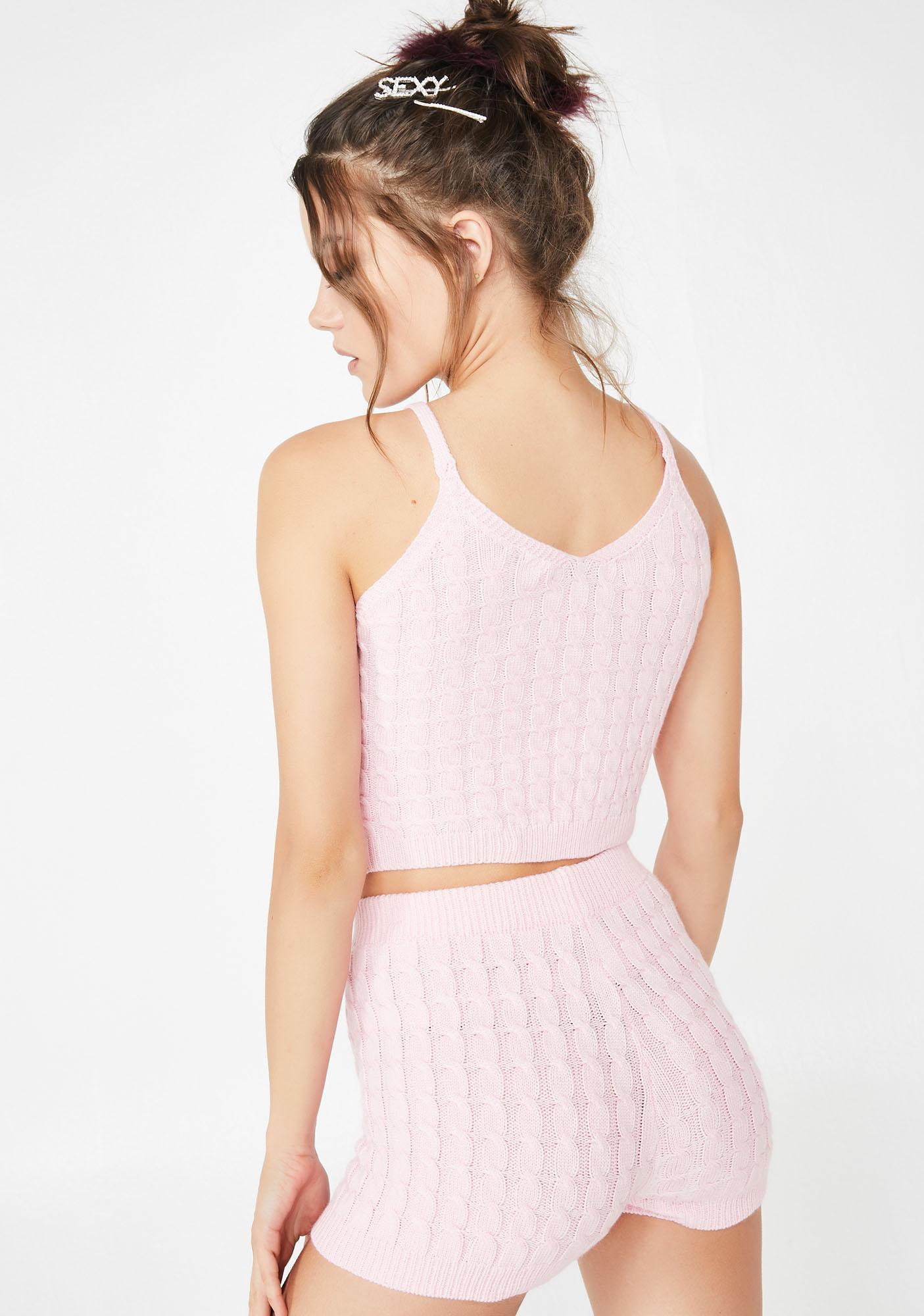 Dreamy Gal Sweater Set