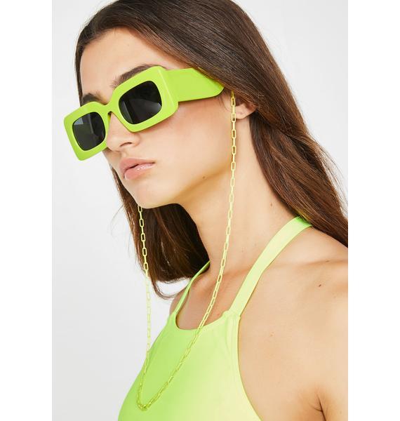 Volt Suddenly Last Summer Sunglasses Chain