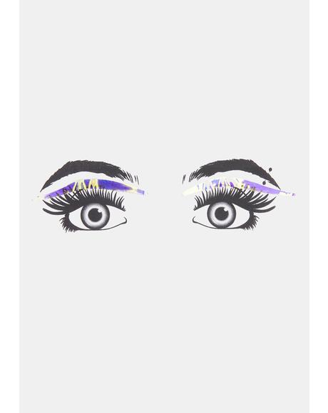 Dazzliners Eye Liners Sticker Pack