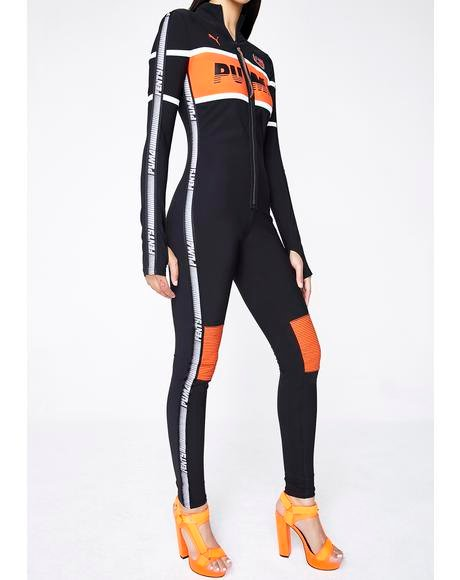 FENTY PUMA By Rihanna Fitted Racing Suit