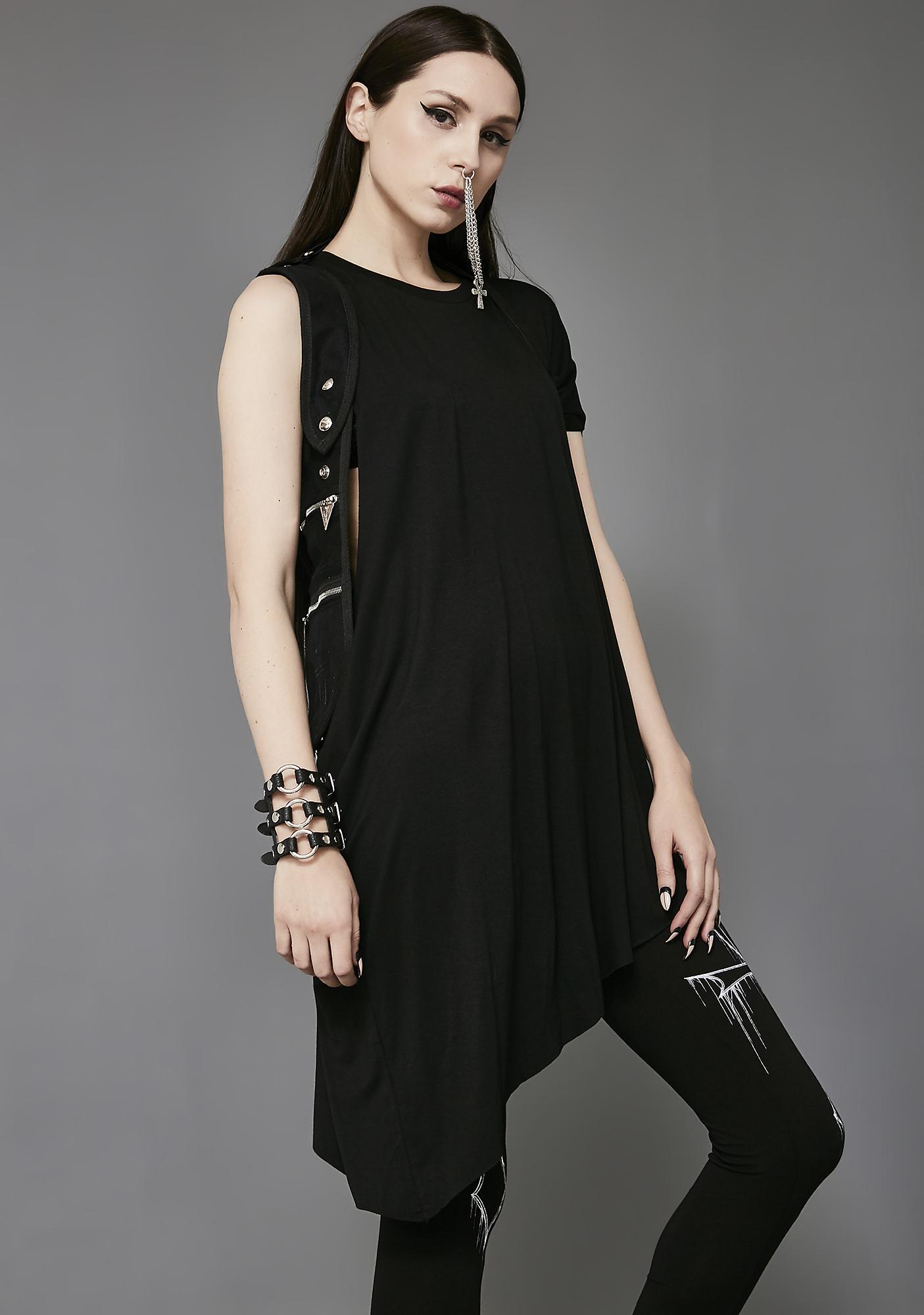 Widow Black #1 Top