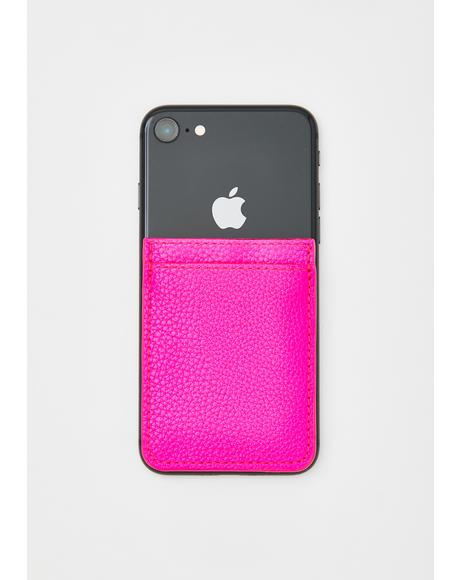 Sweet Vivid Love iPhone Pocket