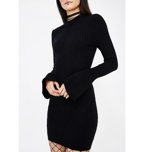 Don't Touch This Bodycon Dress