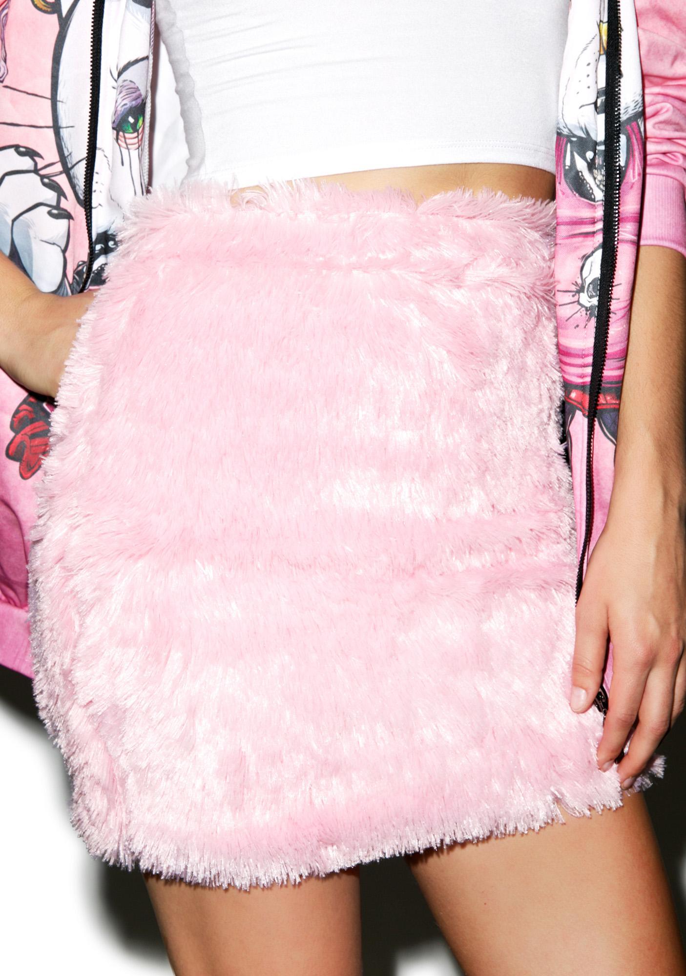 O Mighty Furbae Skirt