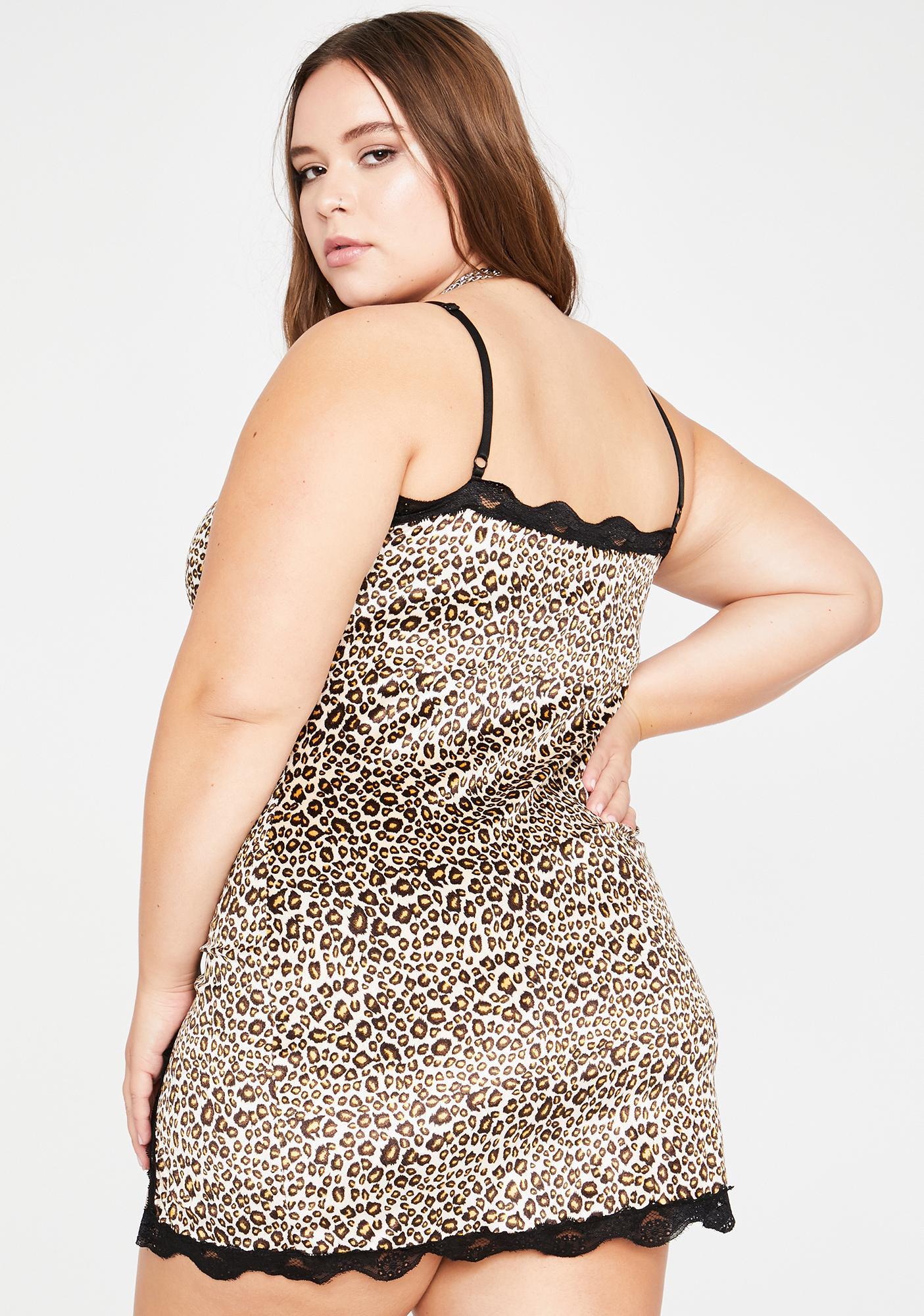 Legit Ruthless Flirt Slip Dress