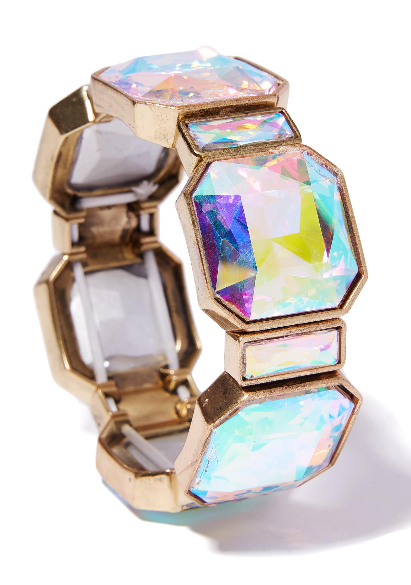 Hollywoodland Iridescent Bracelet