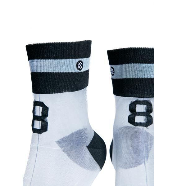 Stance Bad Girl 88 Anklet Socks