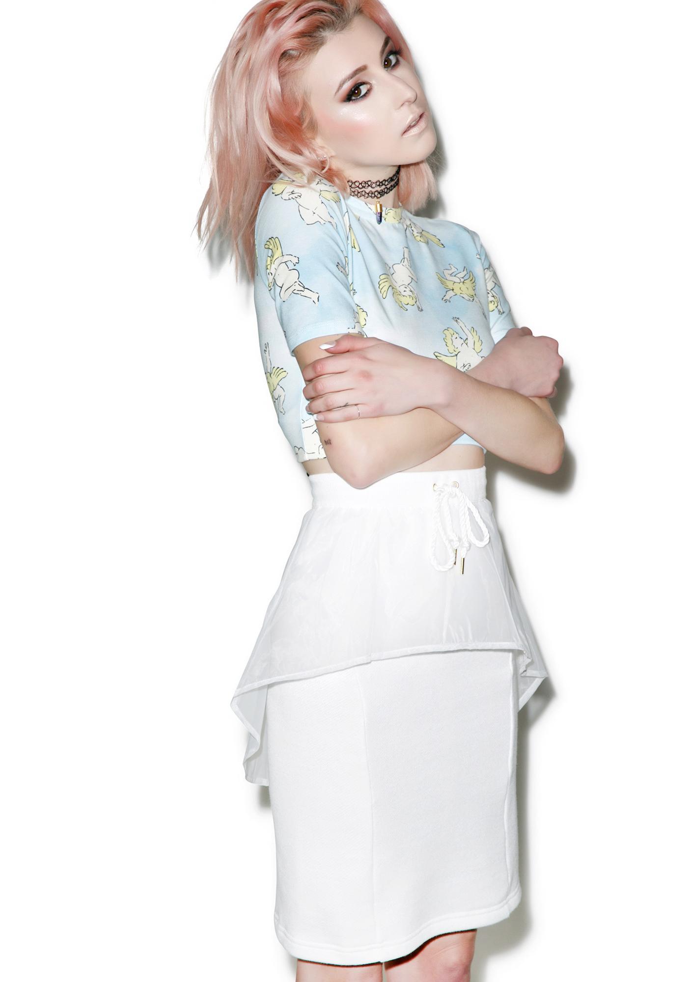 Joyrich Angel Tube Skirt