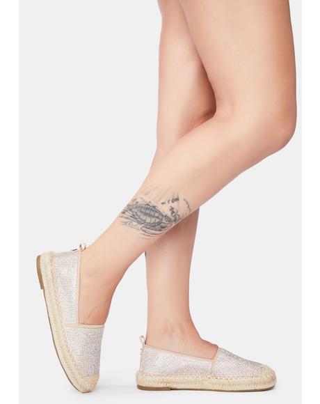 Glowin' Getaway Sandals