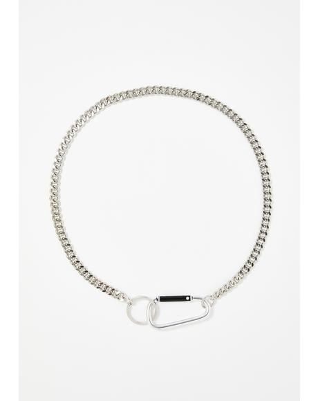 Underground Connect Chain Necklace