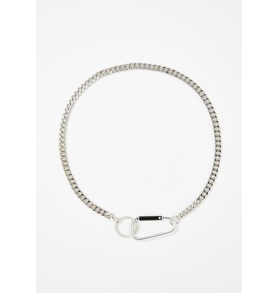 Underground Connect Chain Necklace