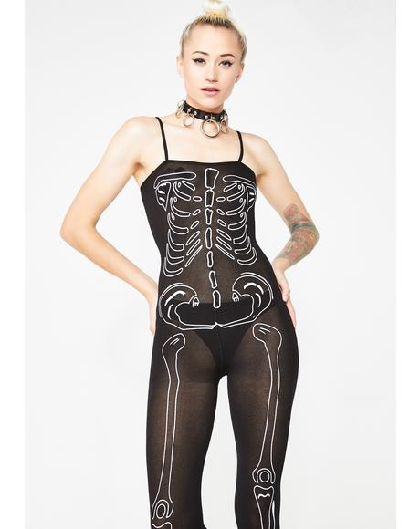 X-Ray Vision Body Stocking