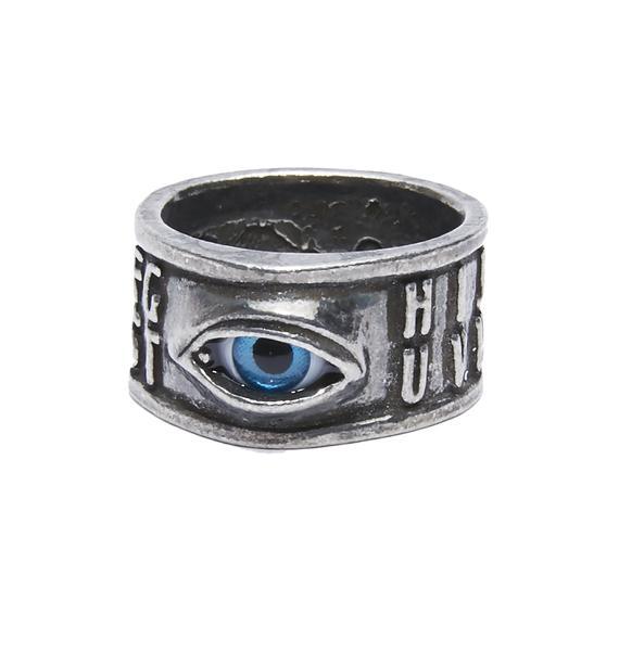 Spirit Sister Eye Ring