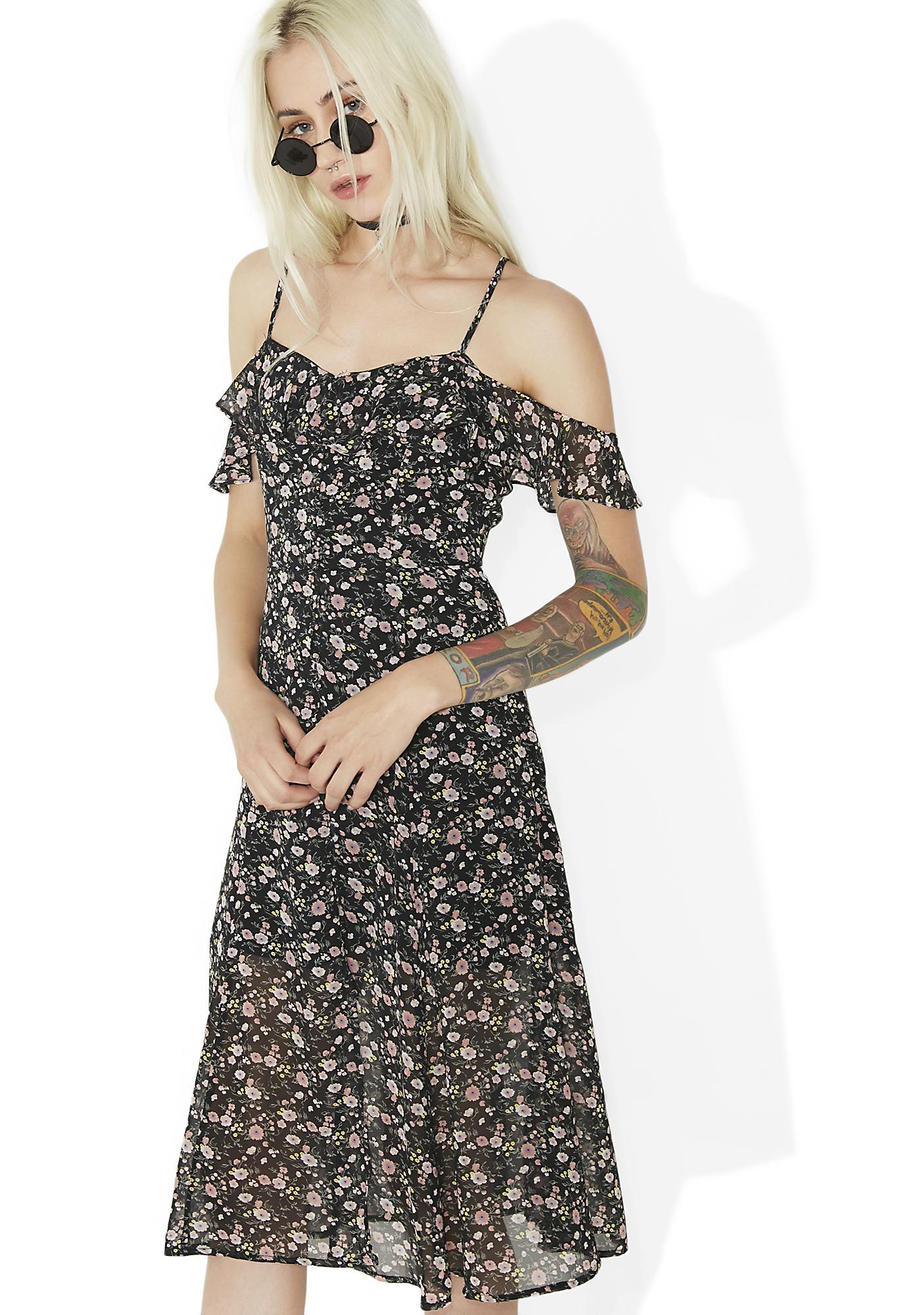 Azalea Floral Dress