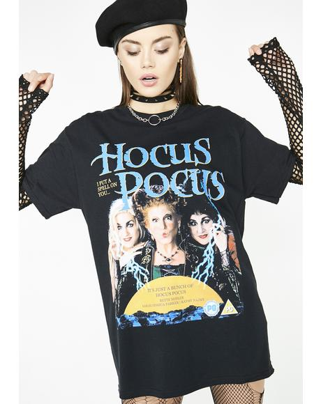 I Put A Spell On You Graphic Tee