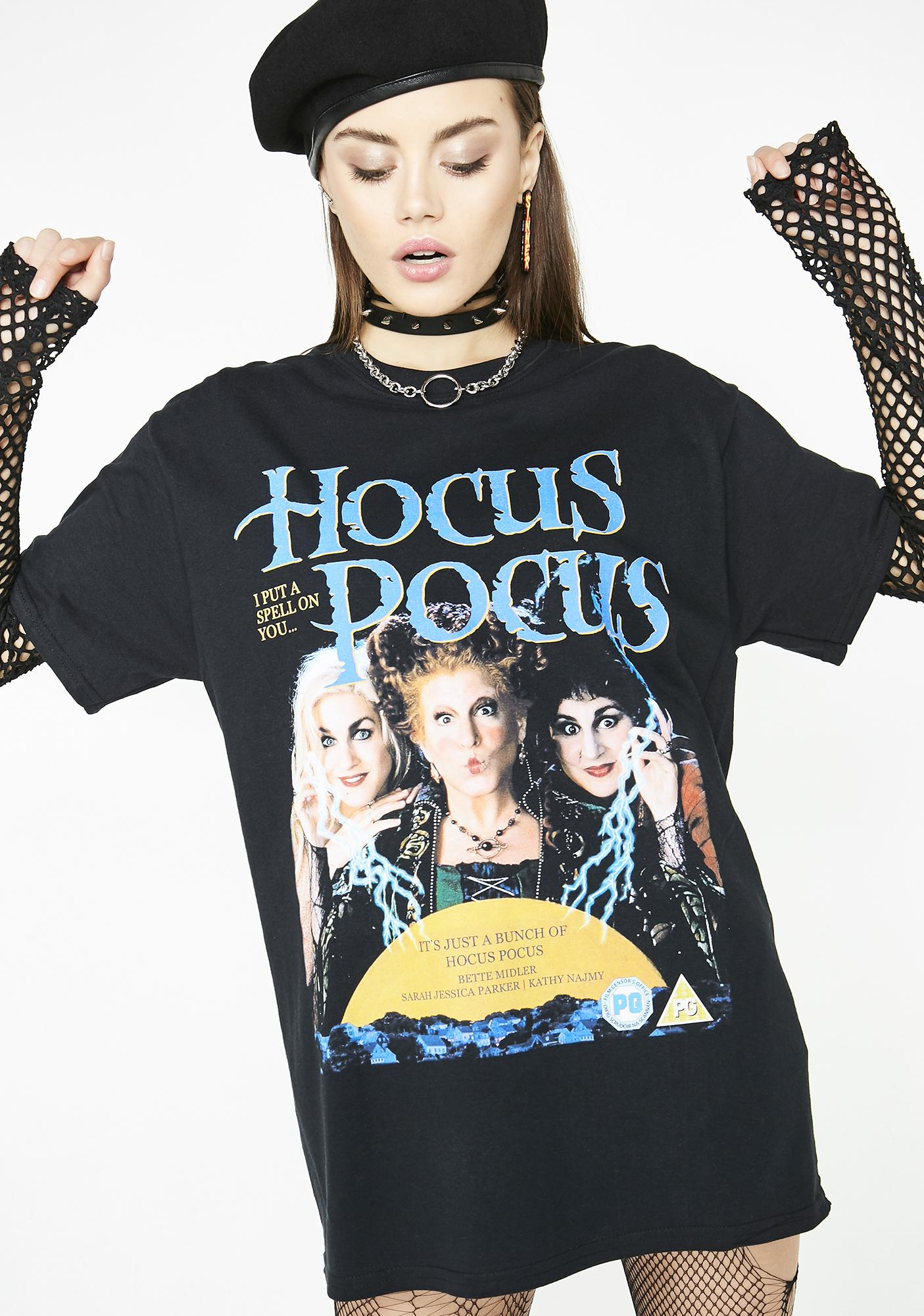 Homage I Put A Spell On You Graphic Tee
