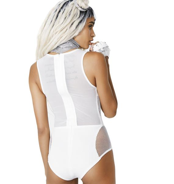 Mecha Mesh Bodysuit