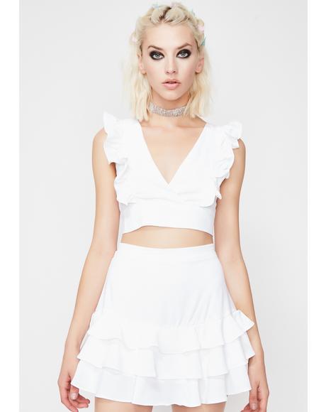 Pure Divalicious Skirt Set