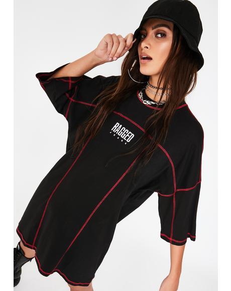 Infra Skater Tee Dress