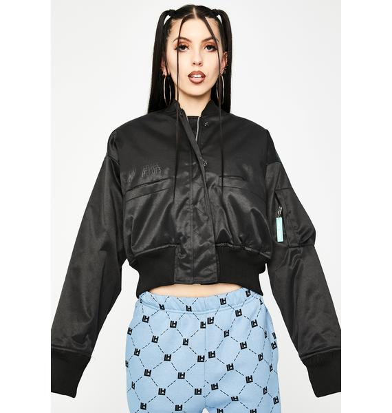Local Heroes Illusion Bomber Jacket