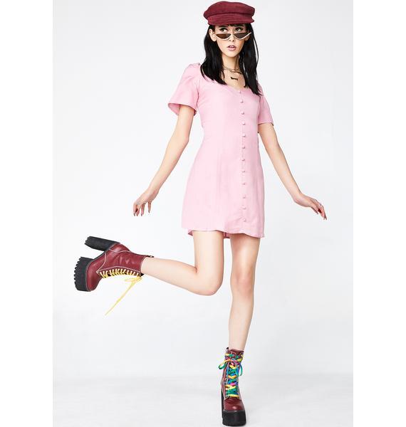 Sweet Pea Mini Dress