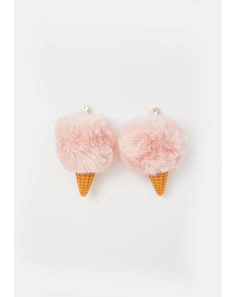 Bonbon Bliss Ice Cream Earrings