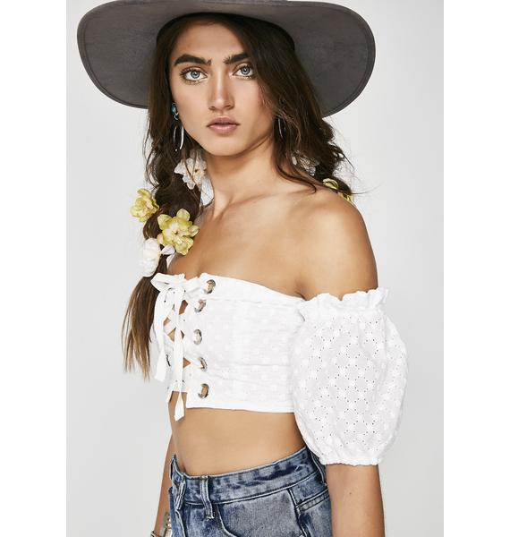 Desert Dweller Crop Top