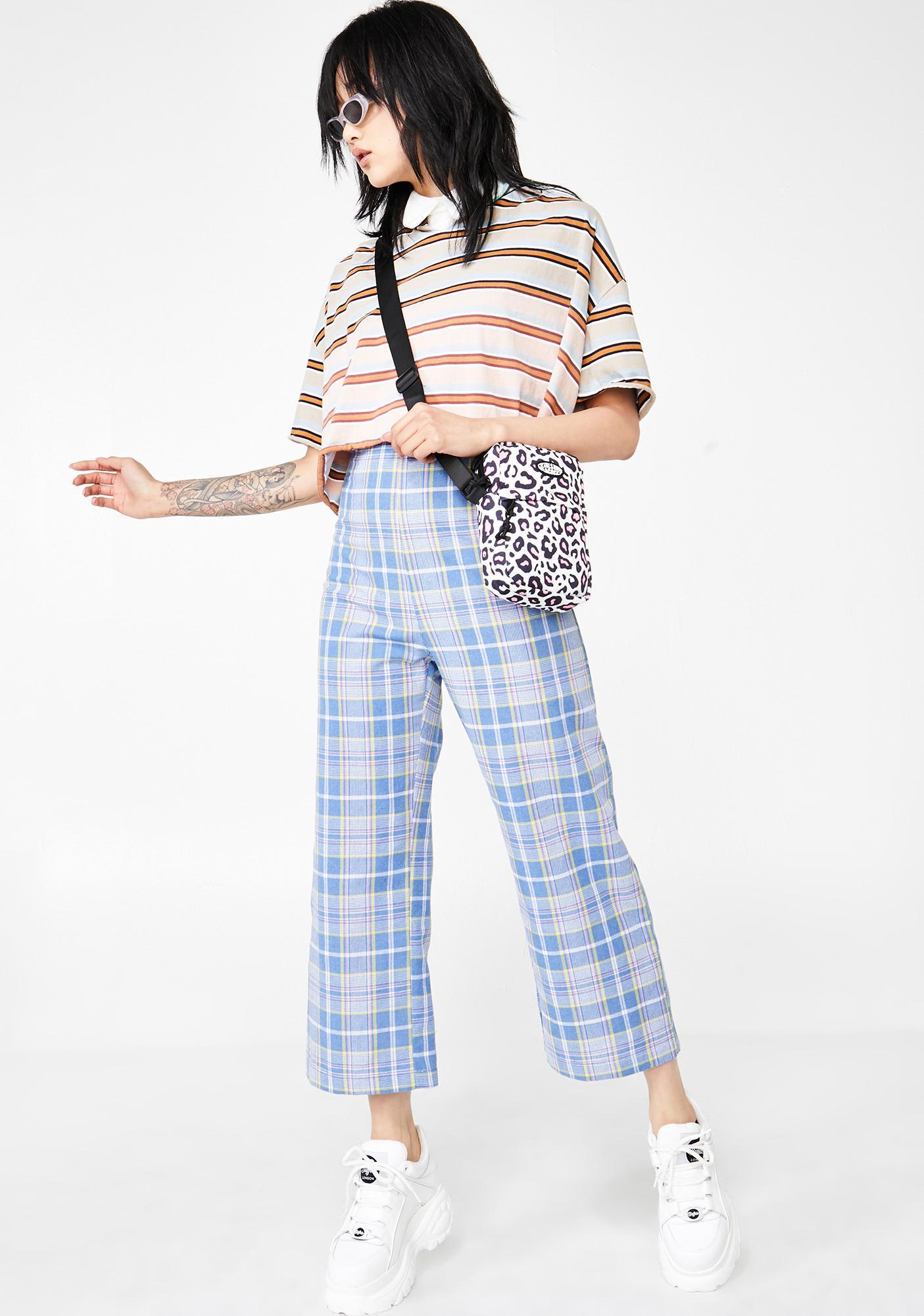 Wonder Years Plaid Pants