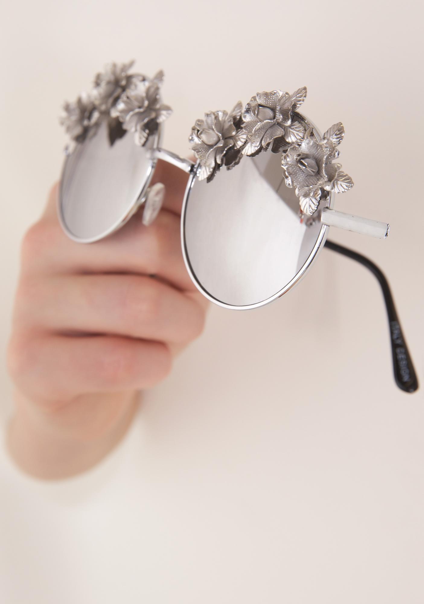 Tnemnroda Ice Princess Sunglasses
