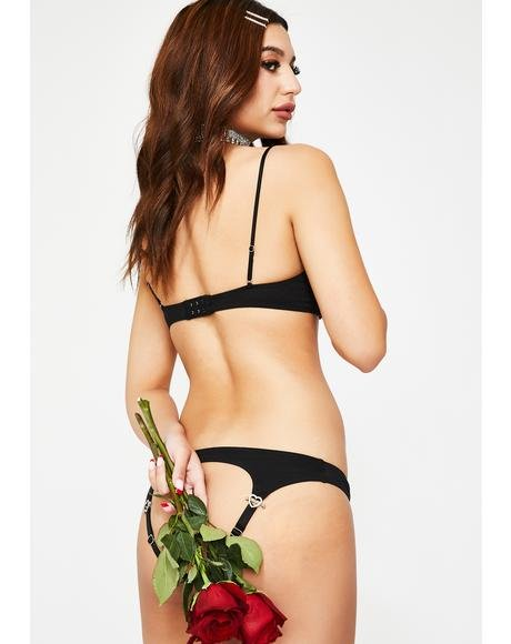 Baby One More Time Backless Panty
