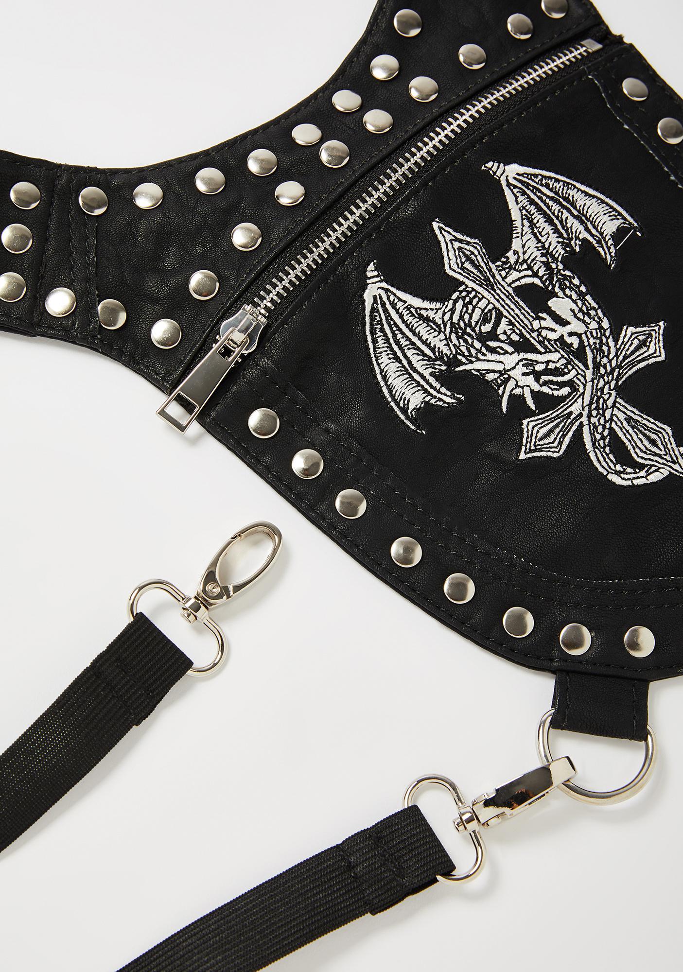 Widow Heavenly Fire Crossbody Bag