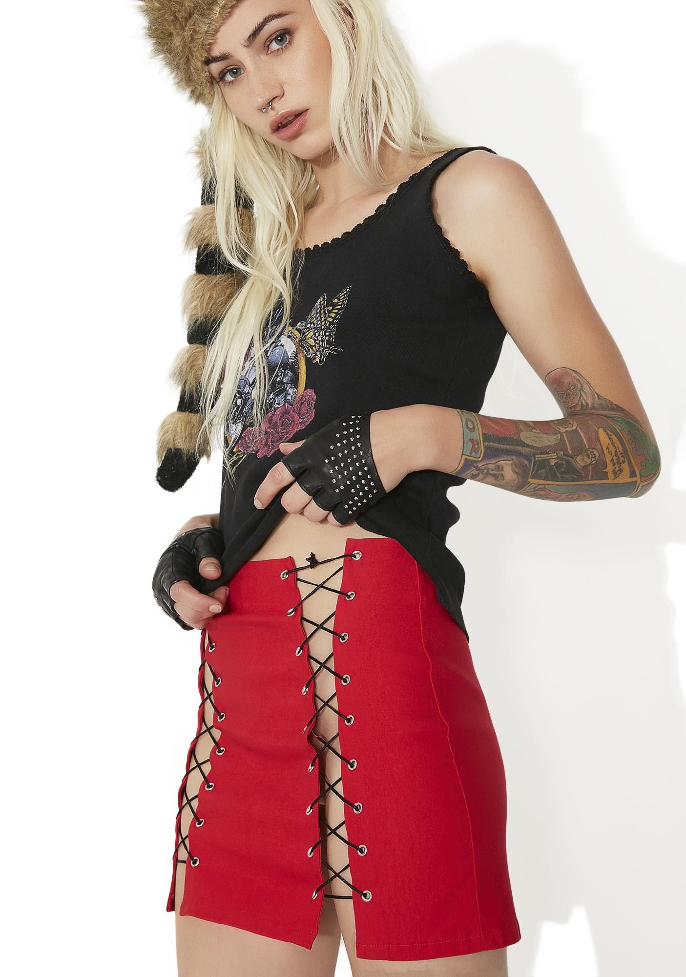 O Mighty Xtina Skirt