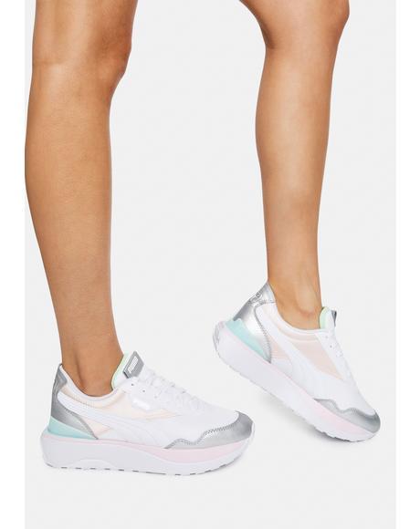 Chrome Cruise Rider Women's Sneakers