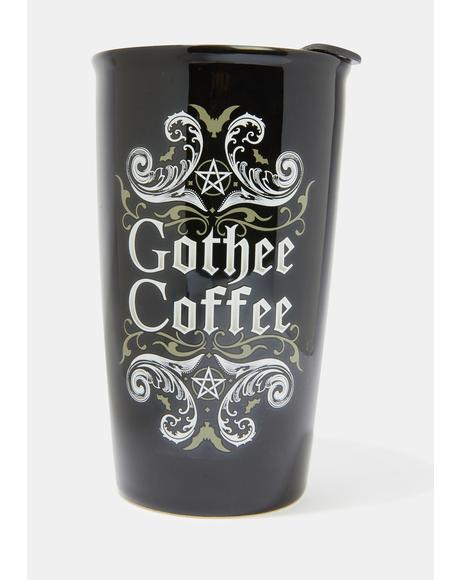 Gothee Coffee Cup