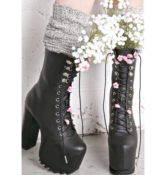 Pippa Thigh High Socks