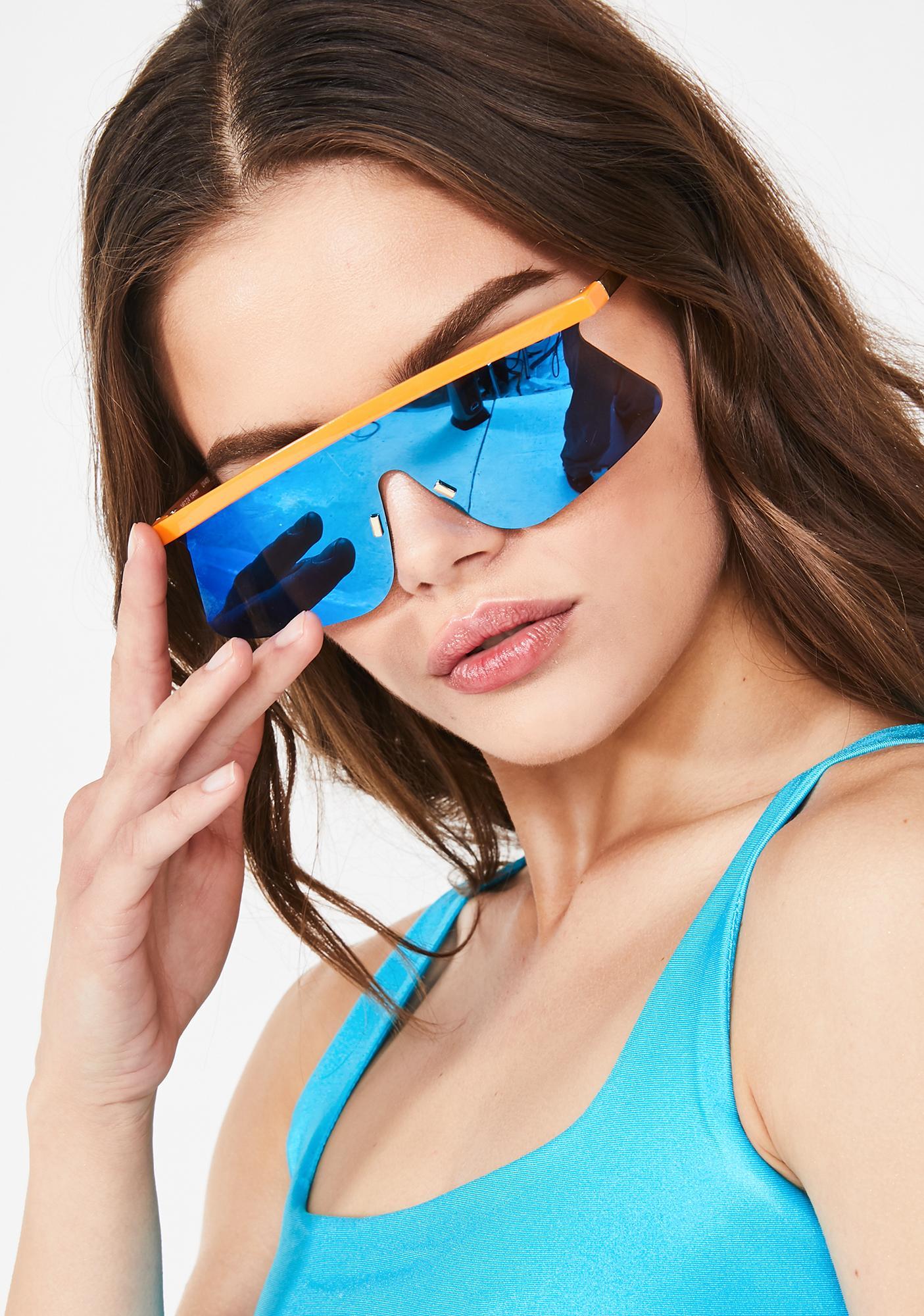 Storm Crasher Shield Sunglasses