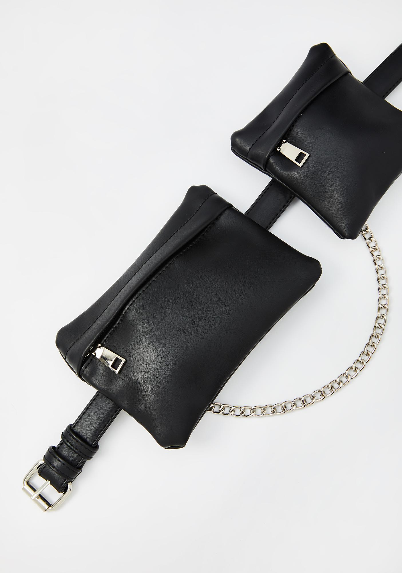 Not Ur Concern Belt Bag
