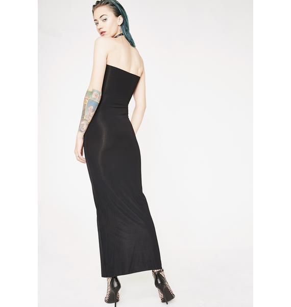 Kiki Riki Shmoney Moves Maxi Dress