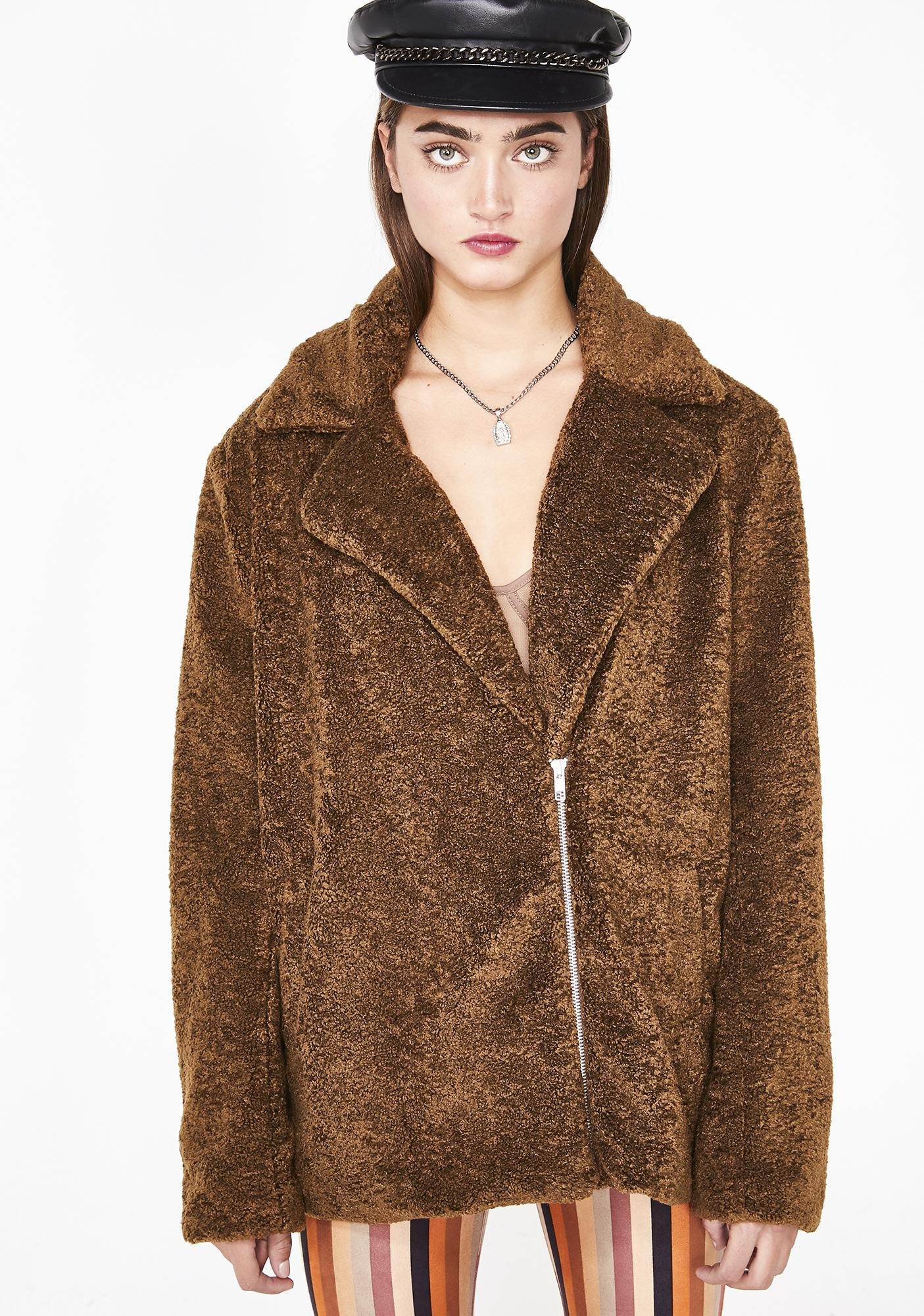 Mink Pink Dawn Jacket