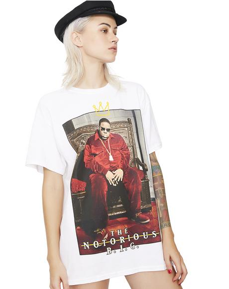 Big Poppa Graphic Tee