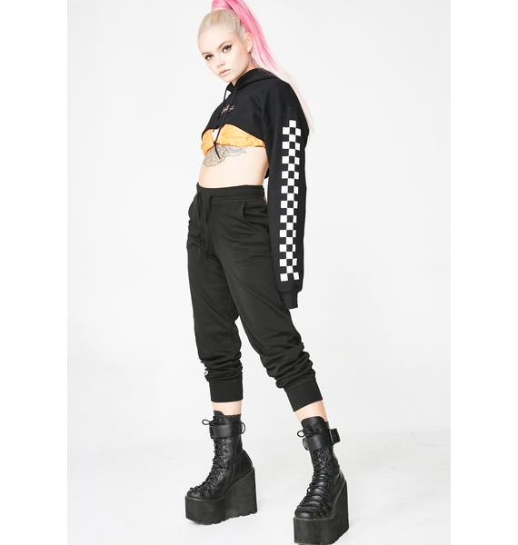 GoGuy Checkerboard Joggers