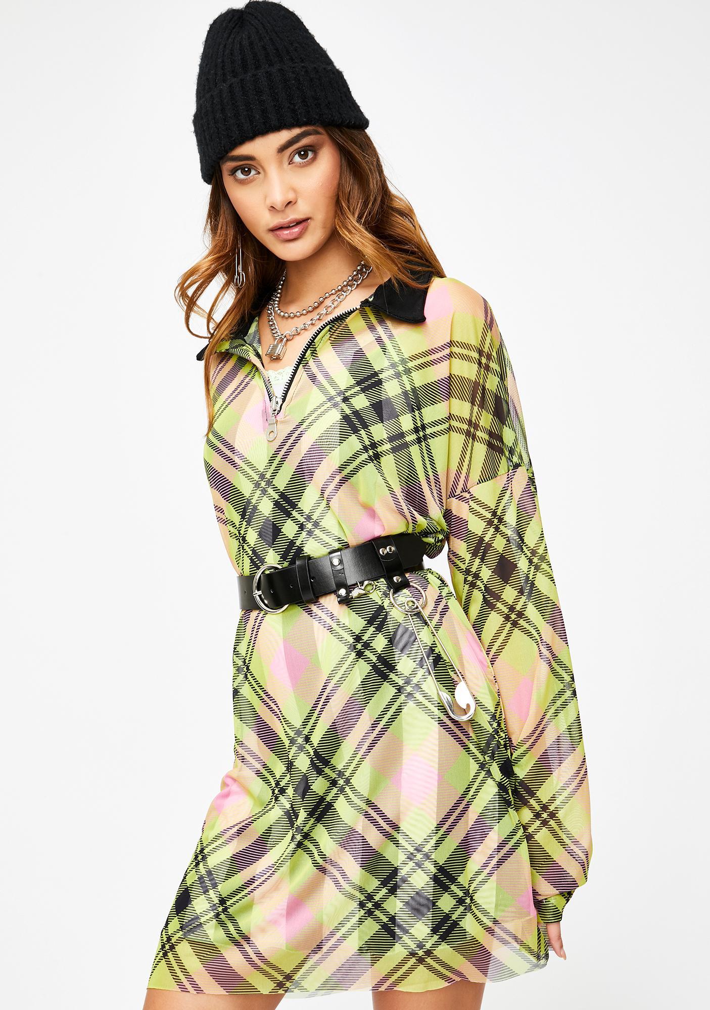 The Ragged Priest Steady Shirt Dress
