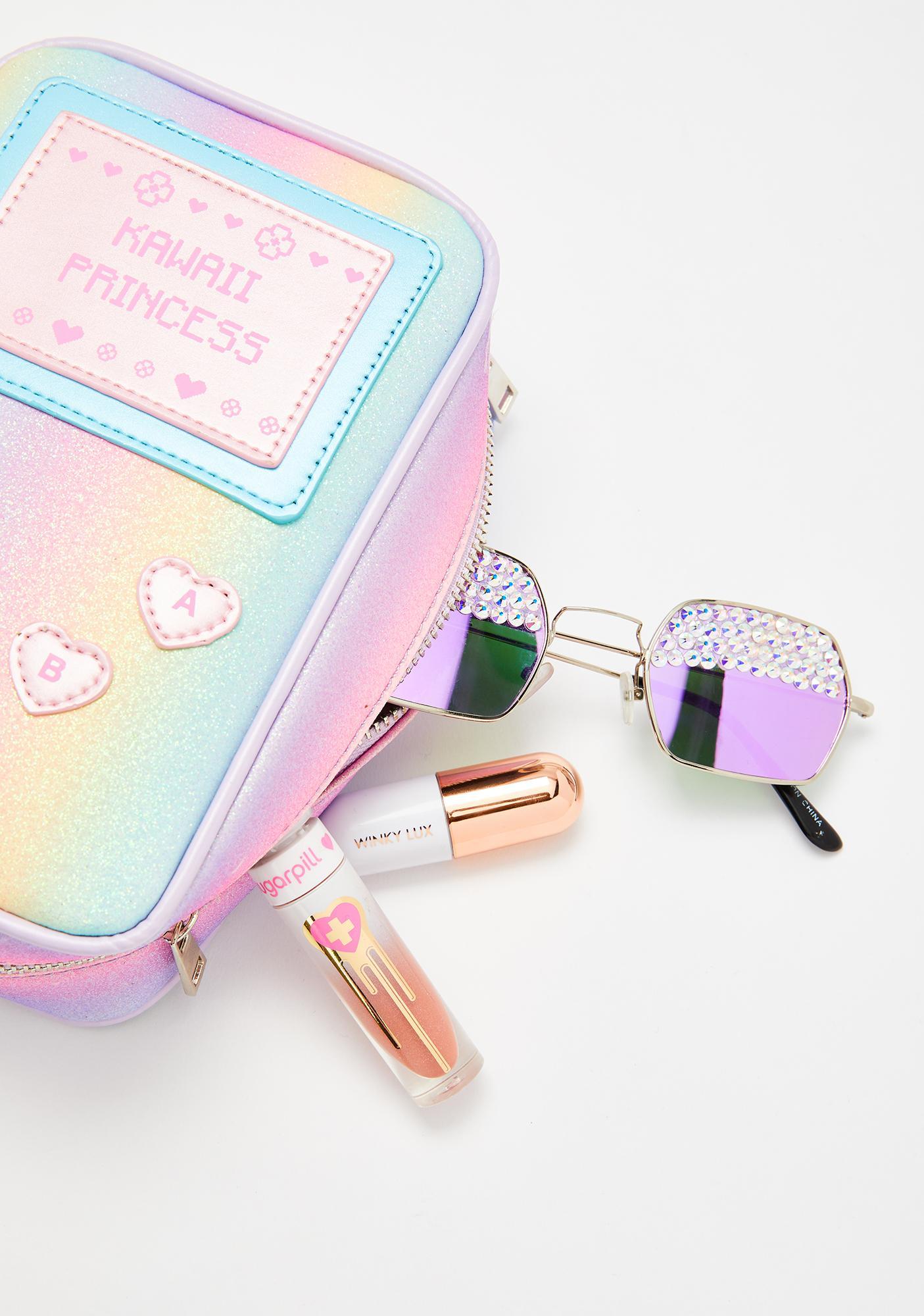 Sugar Thrillz Gamer Girl Makeup Bag