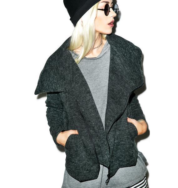 MNML Flexxx Moto Sweater