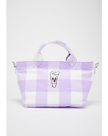 Checkmate Bunny Bag