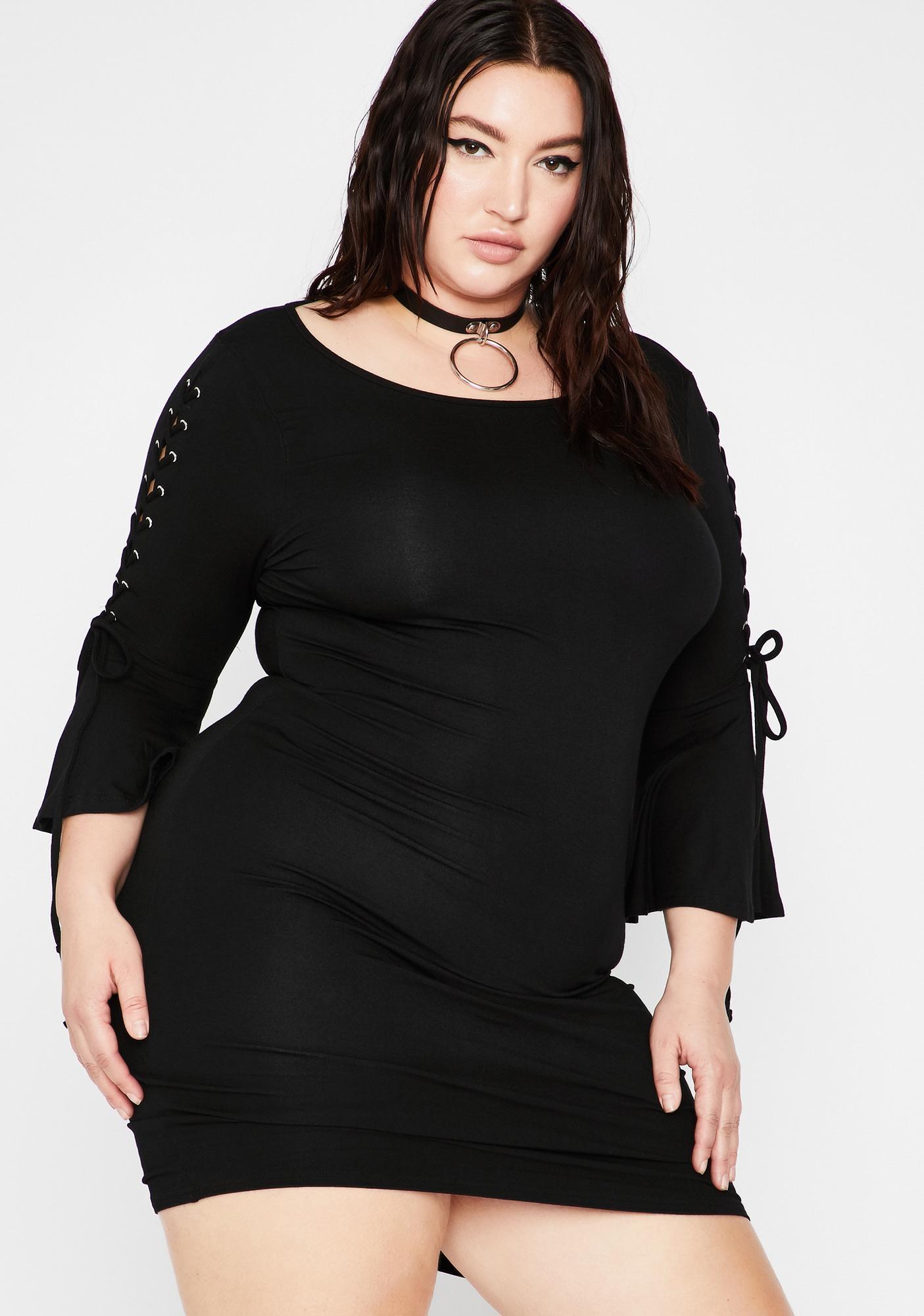 Bewitched Bish Mini Dress