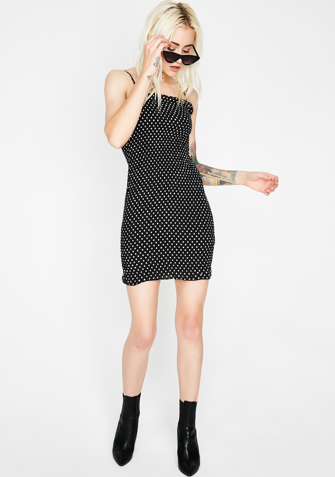 Ink Hard Candy Mini Dress