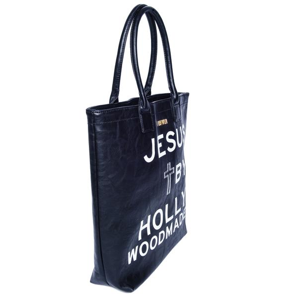 Hollywood Made UC Jesus Tote Bag