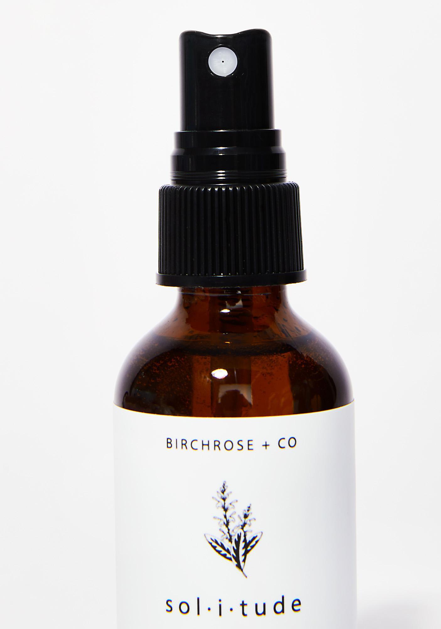 Birchrose + Co Solitude Aura Mist