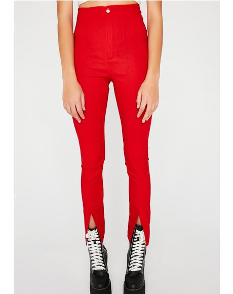 Love League High Waisted Pants